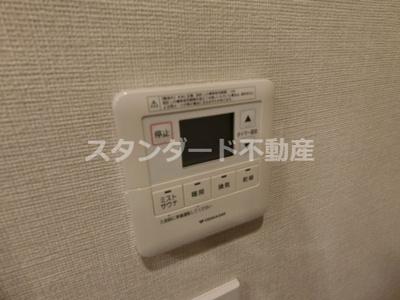 【設備】S-FORT(エスフォート)大阪同心