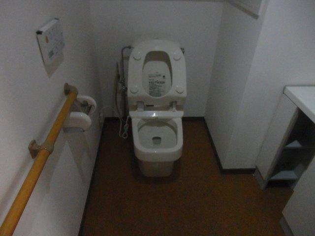 【トイレ】プレザン新神戸