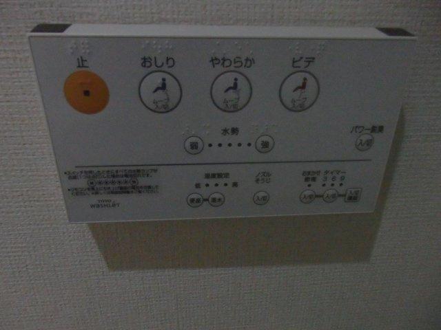 【設備】プレザン新神戸