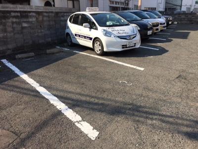 【駐車場】中央通3丁目駐車場
