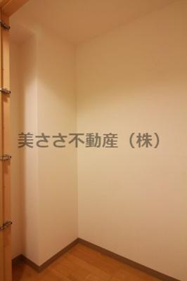 【収納】トレセリア暁町