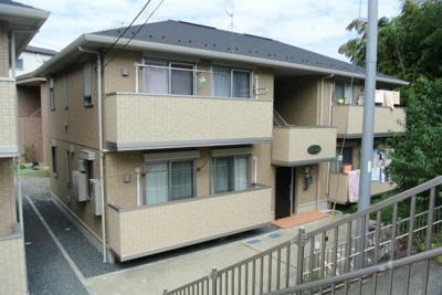 グリーンライン・JR横浜線「中山」駅より徒歩10分!便利な立地の2階建てアパートです☆2沿線利用可能で通勤通学、お買物にも便利な立地!