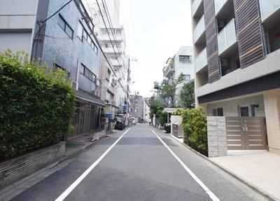 【外観】エルミタージュ早稲田町【HERMITAGE Waseda Machi】