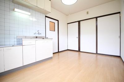 【キッチン】ビレッジ八浜