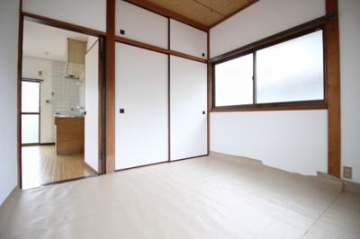 【寝室】ビレッジ八浜