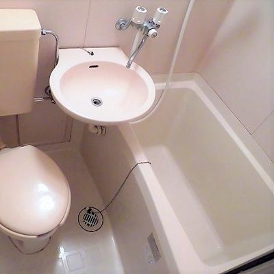 【浴室】レヂオンス中神