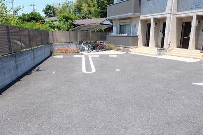 【駐車場】ニューパークサイドヴィラ
