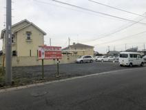 足利市朝倉町 月極駐車場の画像