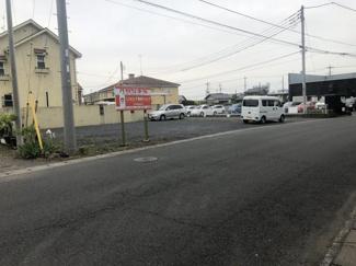 足利市朝倉町 月極駐車場