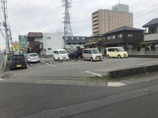 【外観】足利市福居町 月極駐車場