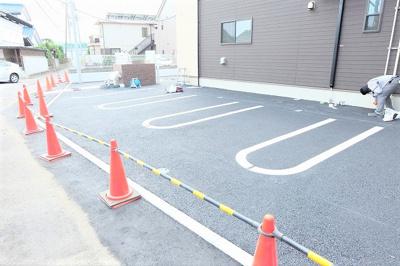 【駐車場】ファインレジデンス