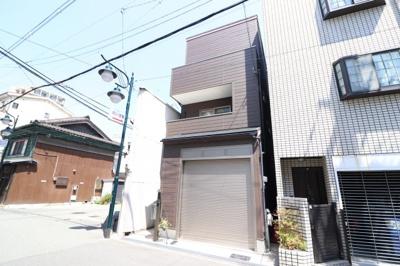 【外観】福島8丁目 一戸建貸家