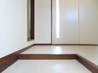 【玄関】シェモア松原