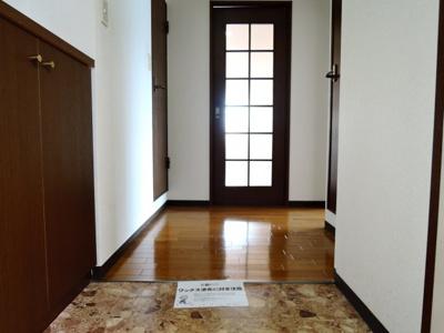 【玄関】エイブル土室