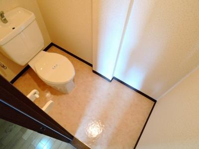 【トイレ】エイブル土室