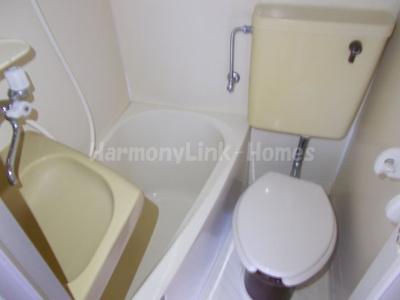 ライフピア新中野の浴室☆
