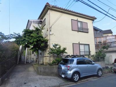 東横線「菊名」駅より徒歩10分!便利な立地の2階建てアパートです☆通勤通学はもちろん、お買い物やお出かけにもGood☆