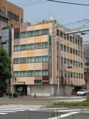 【外観】若林ビル 店舗