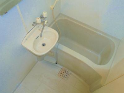 【浴室】ラシーヌ山坂