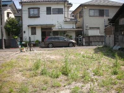 【外観】熊谷市石原 400万 土地