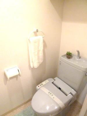 【トイレ】エスフォート新大阪ラヴィール