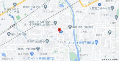 【地図】Etoile5(エトワールファイブ) (株)Roots