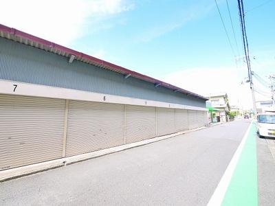 【外観】田村ガレージ