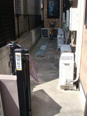 ライフピアロワールの駐輪スペース☆