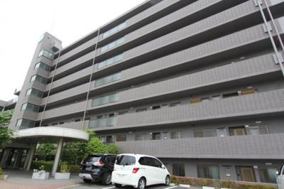 【外観】ロイヤルパレス八乙女