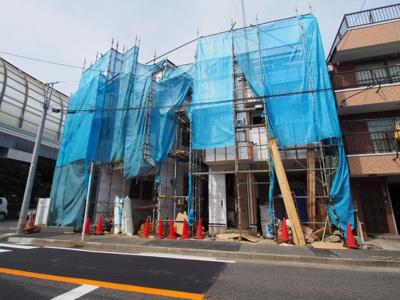 【外観】保土ヶ谷区星川3丁目全2棟 新築戸建て