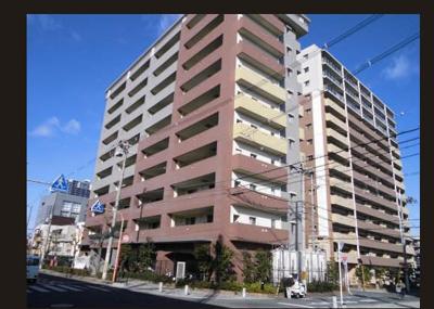 【外観】ビーバードルチェ八尾桜ケ丘