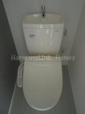 Libero滝野川のシンプルで使いやすいトイレです☆