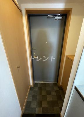 【玄関】プロフ九段