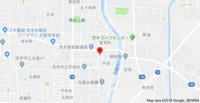 【地図】ラ・フィーネ