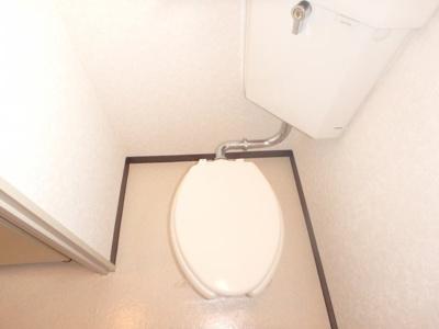【トイレ】プレイン第1マンション