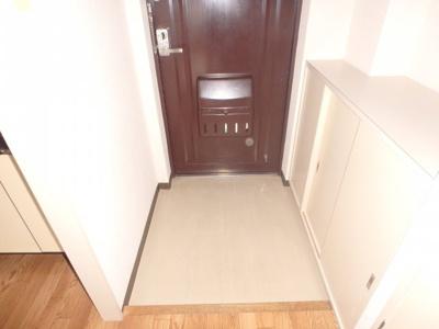 【玄関】プレイン第1マンション