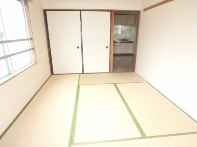 【寝室】プレイン第1マンション