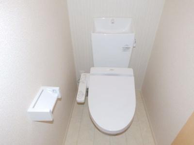 【トイレ】クレール天城通
