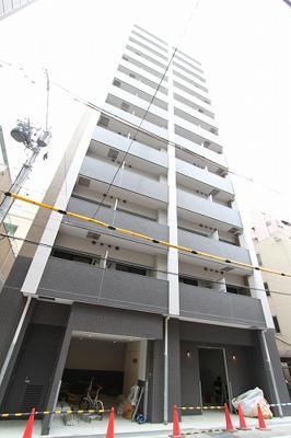 【外観】レジュールアッシュ南堀江
