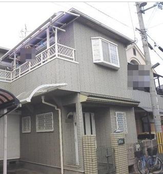 【外観】八尾市永畑町1丁目中古一戸建