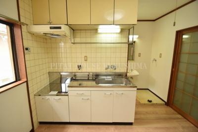 【キッチン】海老江1丁目アパート