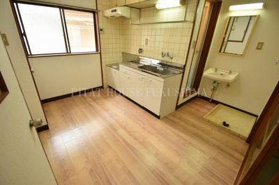 【居間・リビング】海老江1丁目アパート