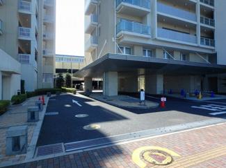 自走式駐車場100%確保 D'グラフォートレイクタウンⅠ棟B館