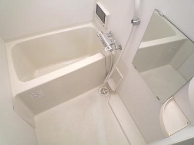 【浴室】パークフラッツ新大阪