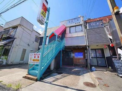 【外観】南京終店舗(南~2軒目)