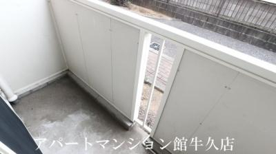 【バルコニー】フラール