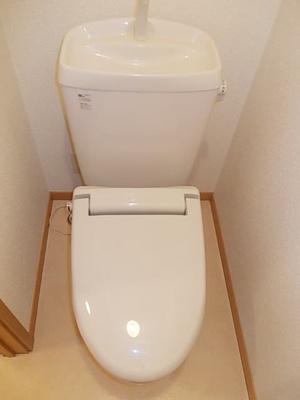 【トイレ】フラワーA