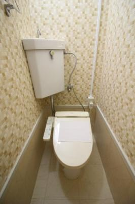 【トイレ】六甲アビタシオン