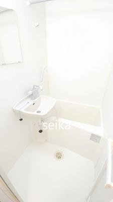 【浴室】平作