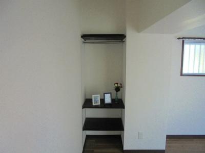 洋室6帖 棚